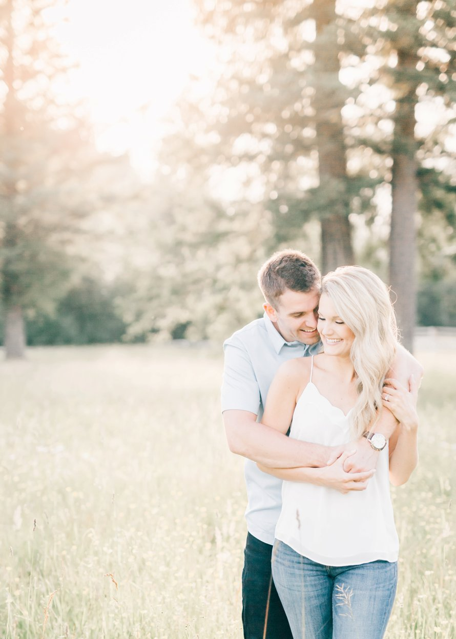Fun Engagement Photography by Something Minted