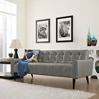 Tufted Lounge Sofa