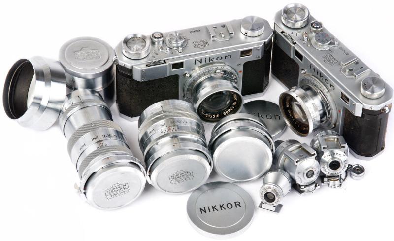 Sejarah Kamera Nikon KAmera Analaog Nippon Kogaku