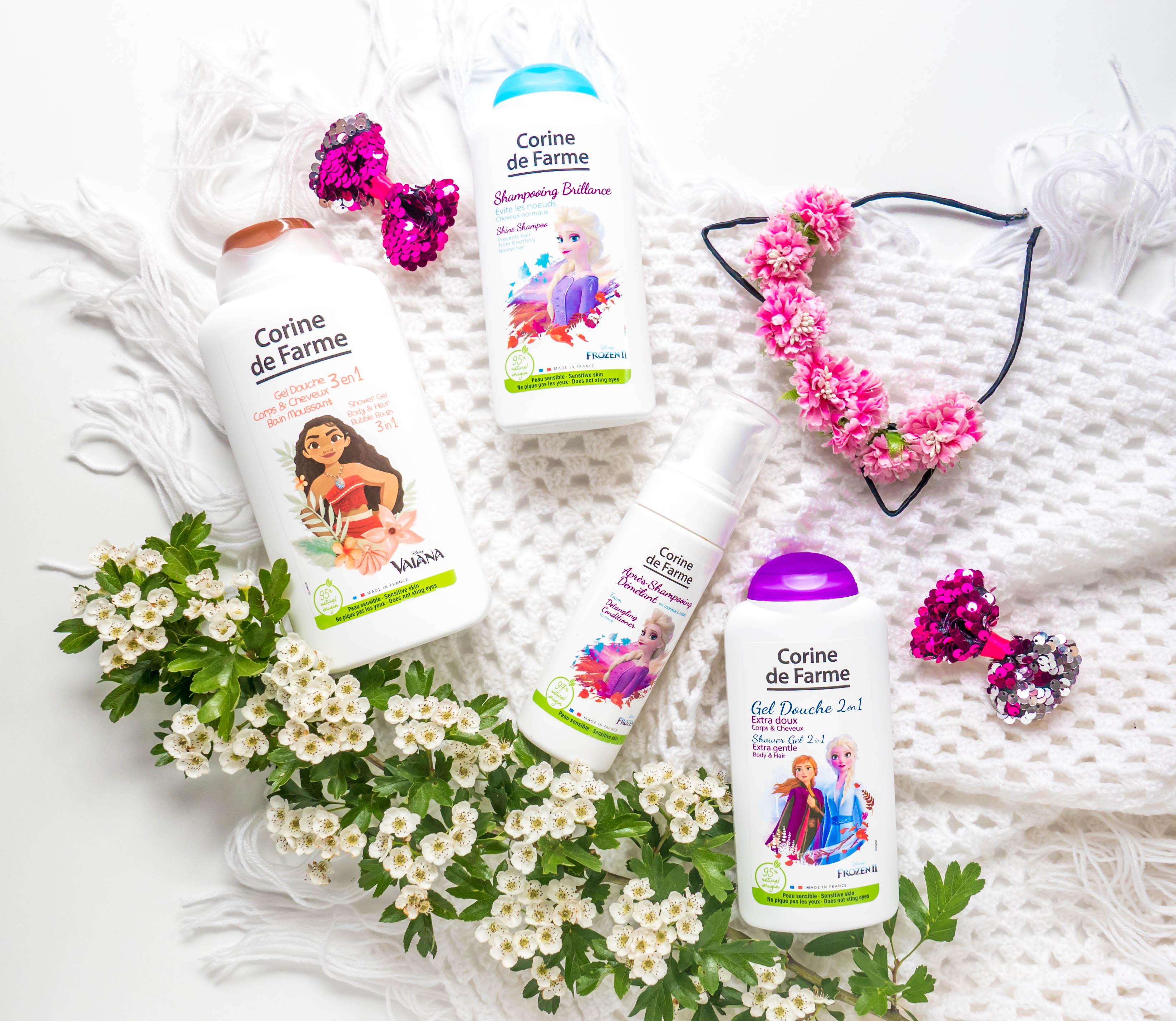 kosmetyki dla dzieci Disney