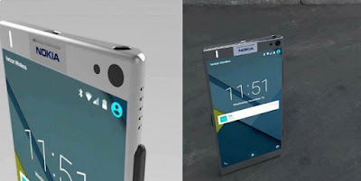 Leaked The Next Android-Powered Nokia Smartphone Might Look Like