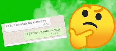 APP para leer los mensajes eliminados de WhatsApp que te mandaron