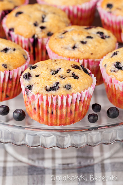 Muffiny ze śmietaną