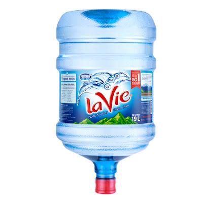Tại sao nước khoáng thiên nhiên Lavie là lựa chọn hàng đầu