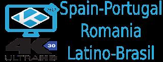 Lista IPTV Spain TAQUILLA Brasil Romania Antena RTP