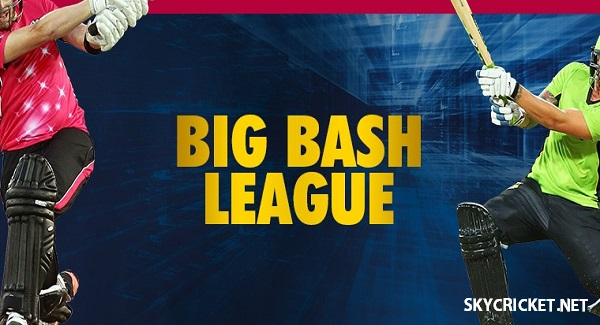 Big Bash League 2017-18 Points Table