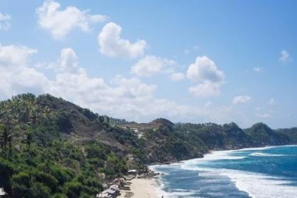 Pantai Nampu, Pantai Unik dan Indah di Wonogiri