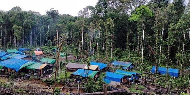 Di Pedalaman Pegunungan Bintang Papua, Beras 10 Kilogram Dijual Rp 2 Juta dan Mi Instan Ditukar Emas