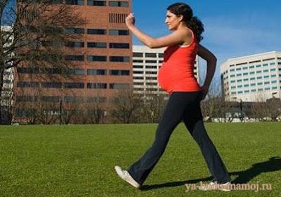 физическая активность на воздухе