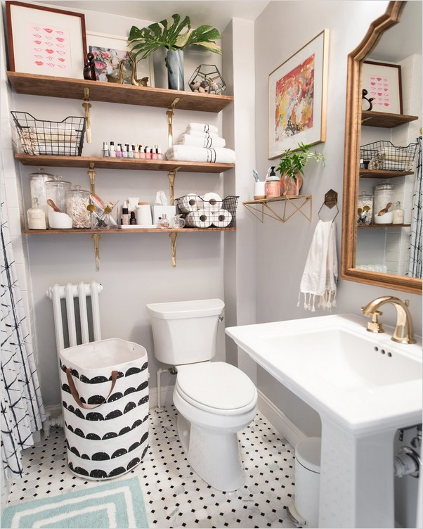 Bathroom Decor Ideas For Small Bathrooms Home Interior Exterior Decor Design Ideas
