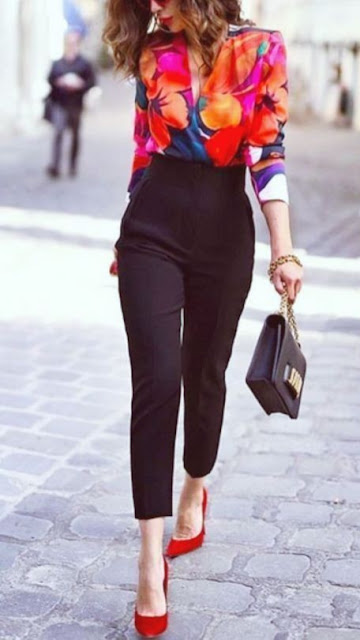 35 Cute Summer Work Outfits For Girls