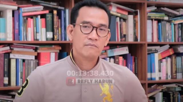 Refly Harun Singgung Menag: Korupsi Lebih Berbahaya daripada Radikalisme