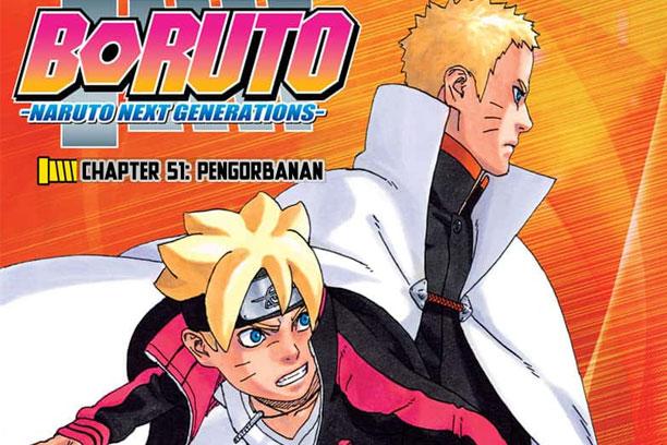Boruto Chapter 51