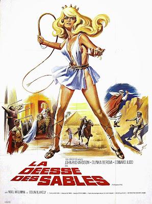 La venganza de la diosa de fuego (1968) Descargar y ver Online Gratis