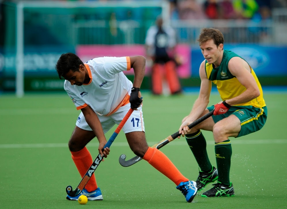 Bihar Sports: India go down fighting 2-4 to Australia