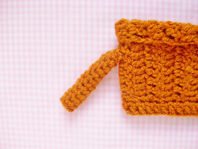 Starbucks PSL Sweater Coffee Cozy Crochet Pattern