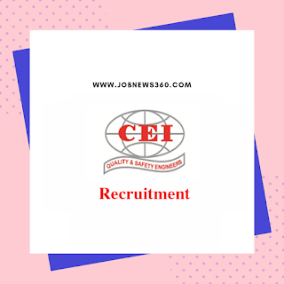 CEIL Chennai Walk-IN 2019 for Inspection Engineer, Safety Officer (167 Vacancies)