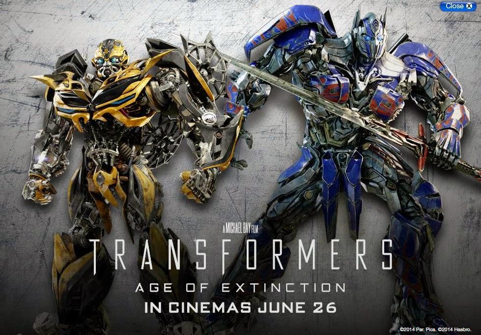 Transformers Age Of Extinction Poster Optimus Prime My Interest: Transform...