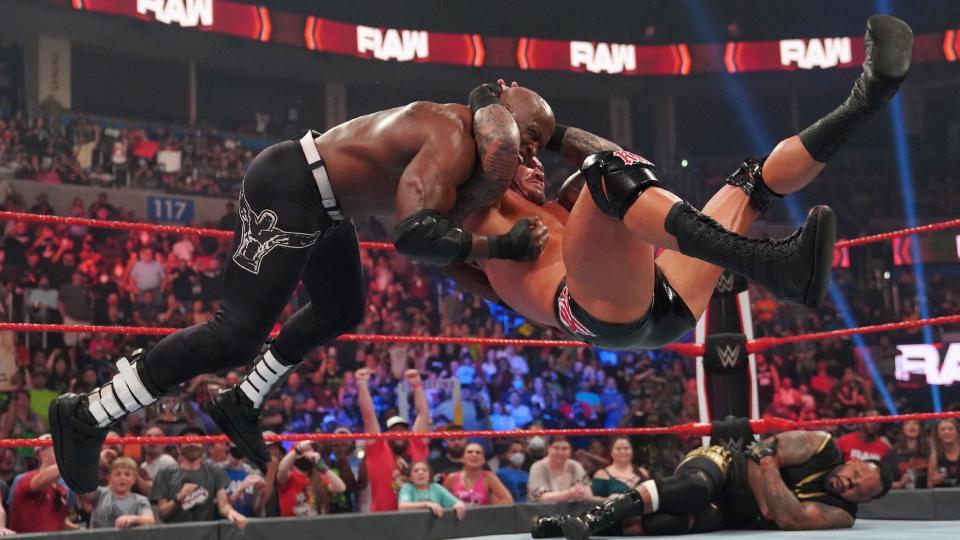 WWE RAW desta semana foi o melhor do ano