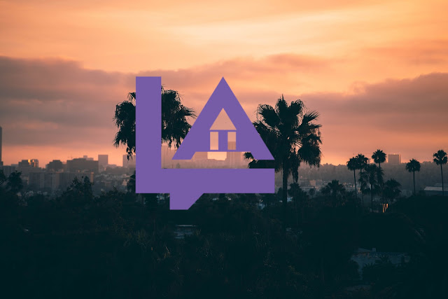 twitch los angeles meetup on LA skyline
