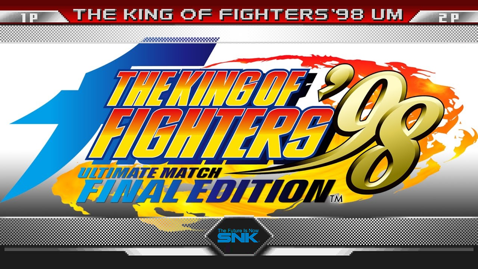 The King of Fighters 98 Ultimate Match Arcade Dump