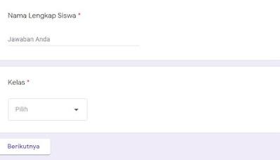 Cara Membuat Kuisoner BK dengan Google Form
