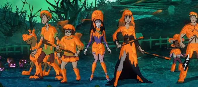 nonton film scooby doo happy halloween