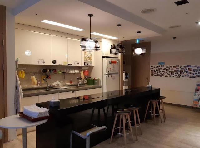 rekomendasi hostel terbaik di busan korea selatan