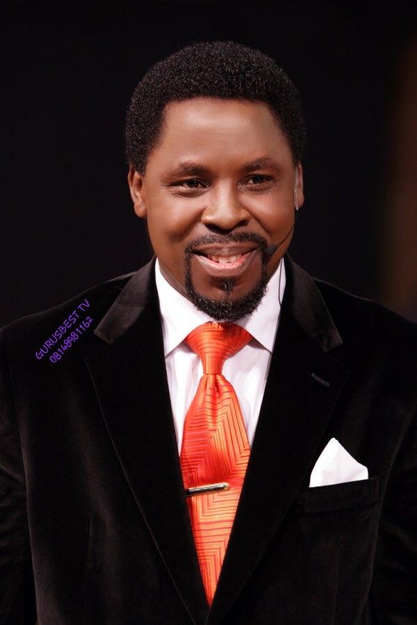 Popular Nigerian Pastor T.B Joshua is Dead.