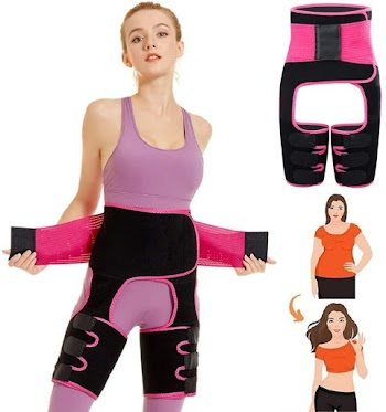 40%OFF  Becoolpet 2020 New 3-in-1 Waist and Thigh Trimmer for women