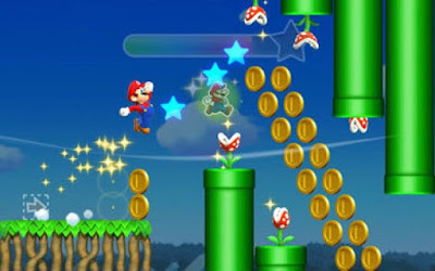 review game super mario run