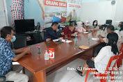 Bahas Progres Desa Komisi I DPRD Mitra Kunjungi Dinas PMD