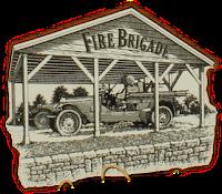 Jack Daniel's Scenes From Lynchburg No.12 Fire Brigade