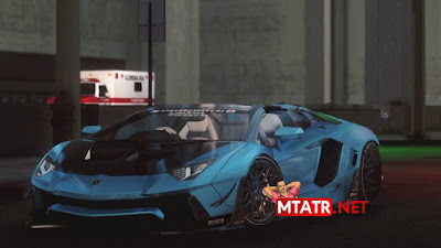 MTA SA Lamborghini Aventador LB