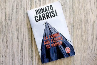 Lundi Librairie : La femme aux fleurs de papier - Donato Carrisi