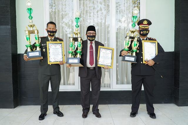 Lombok Timur raih penghargaan kabupaten terbaik