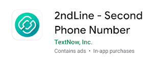 2ndLine Application Use And Download Now On Google Play Store