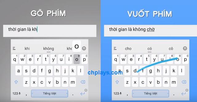 Tải bàn phím gõ tiếng Việt - Laban Key Apk cho điện thoại Android c