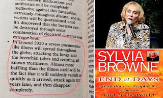 Sylvia - Pragas e Eventos