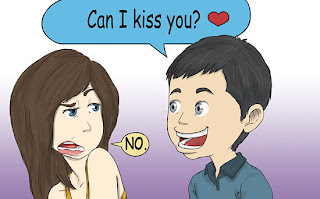 How to do a french kiss to a girl