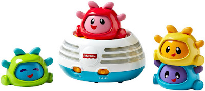 TOYS : JUGUETES - Fisher-Price  Bailones Apilables | Bright Beats  Producto Oficial 2016 | Mattel DHW29 | Edad: 6-36 meses  Comprar en Amazon España & buy Amazon USA