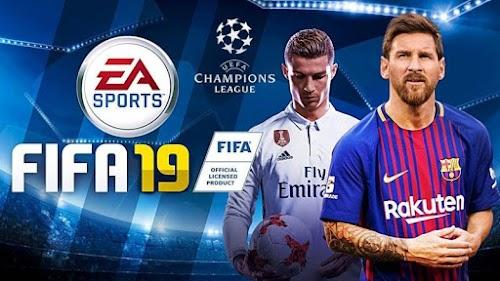 تحميل لعبة فيفا 2019 fifa  للكمبيوتر مضغوطة برابط مباشر