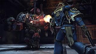 Warhammer 40000: Space Marine (Xbox 360) 2011