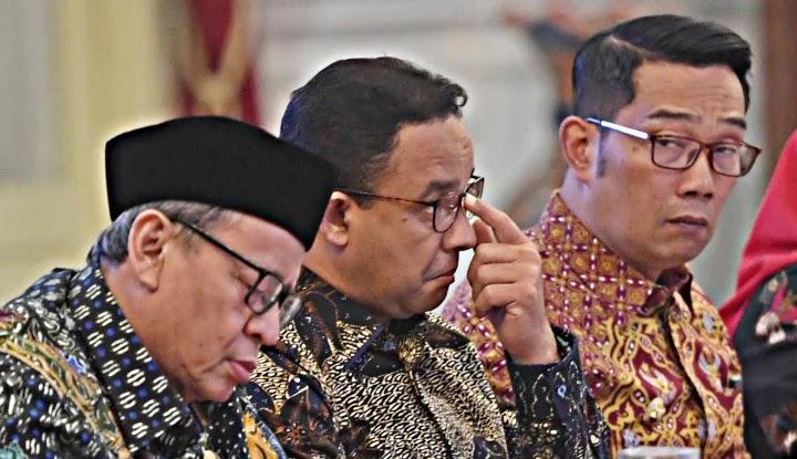 Ridwan Kamil Tawarkan Bantuan kepada Anies Baswedan, Apa Nih?