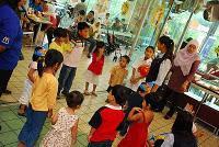 Berbagi Kesenangan dan Keadilan Untuk Anak