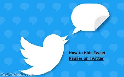How to Hide Tweet Replies on Twitter