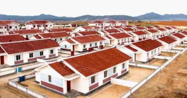 Casas na Coreia do Norte