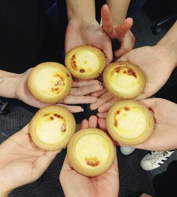 Hokkaido Baked Cheese Tart Buy 1 Free 1 Opening Promo