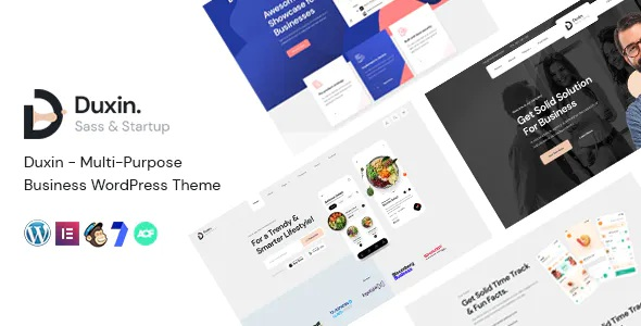 Best Multi-Purpose Business WordPress Theme