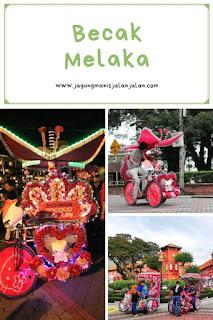 Semalam di Melaka, Ngapain Aja?